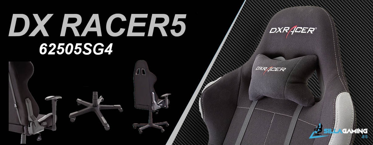 DX Racer5 62505SG4 silla gaming