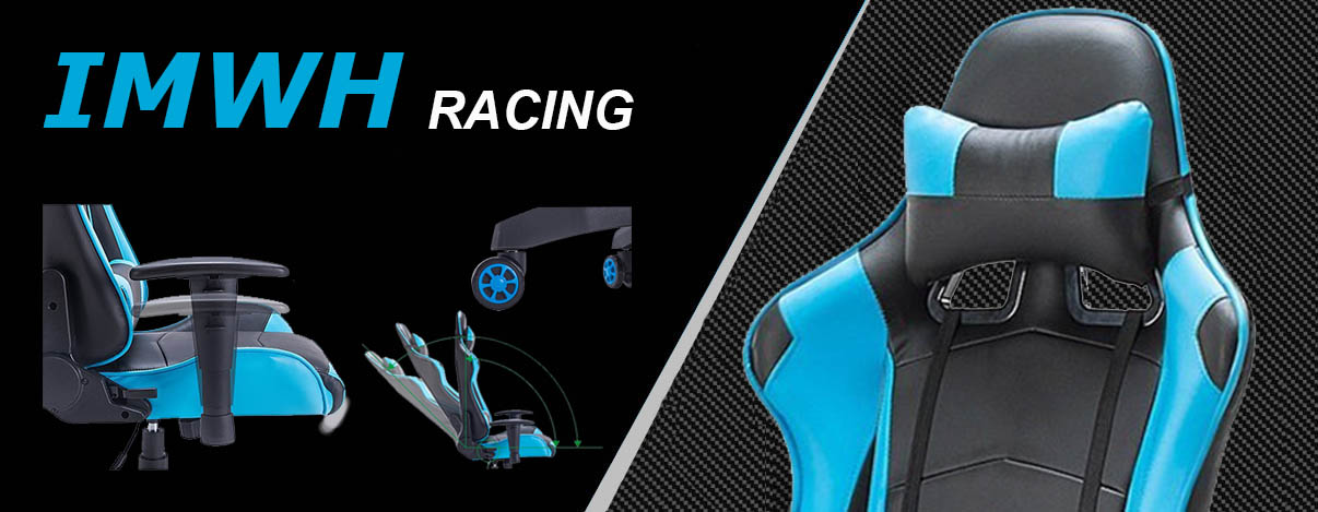 IMWH Racing mockup silla gaming
