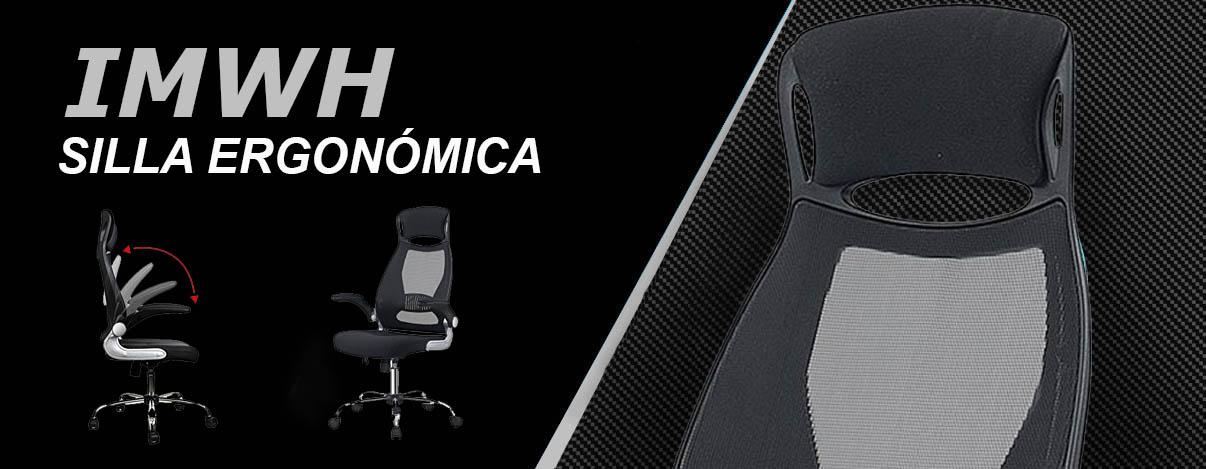 IMWH Silla ergonómica características