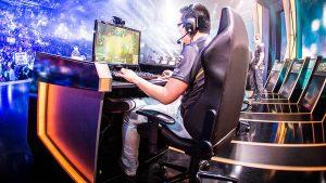 La gamer guía sobre la ergonomía