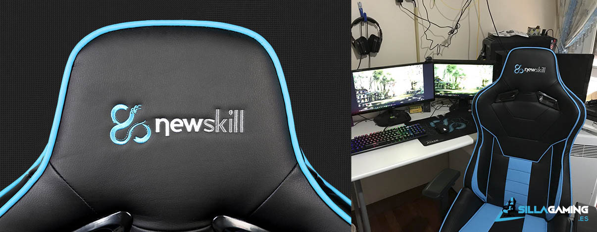 Newskill Kuraokami sillas gaming