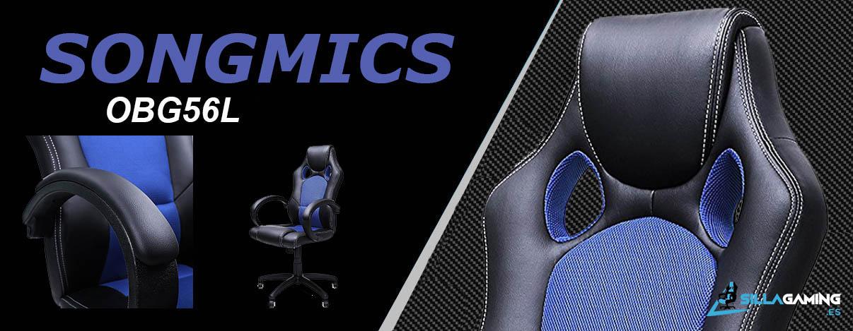 Songmics OBG56L mockup silla oficina