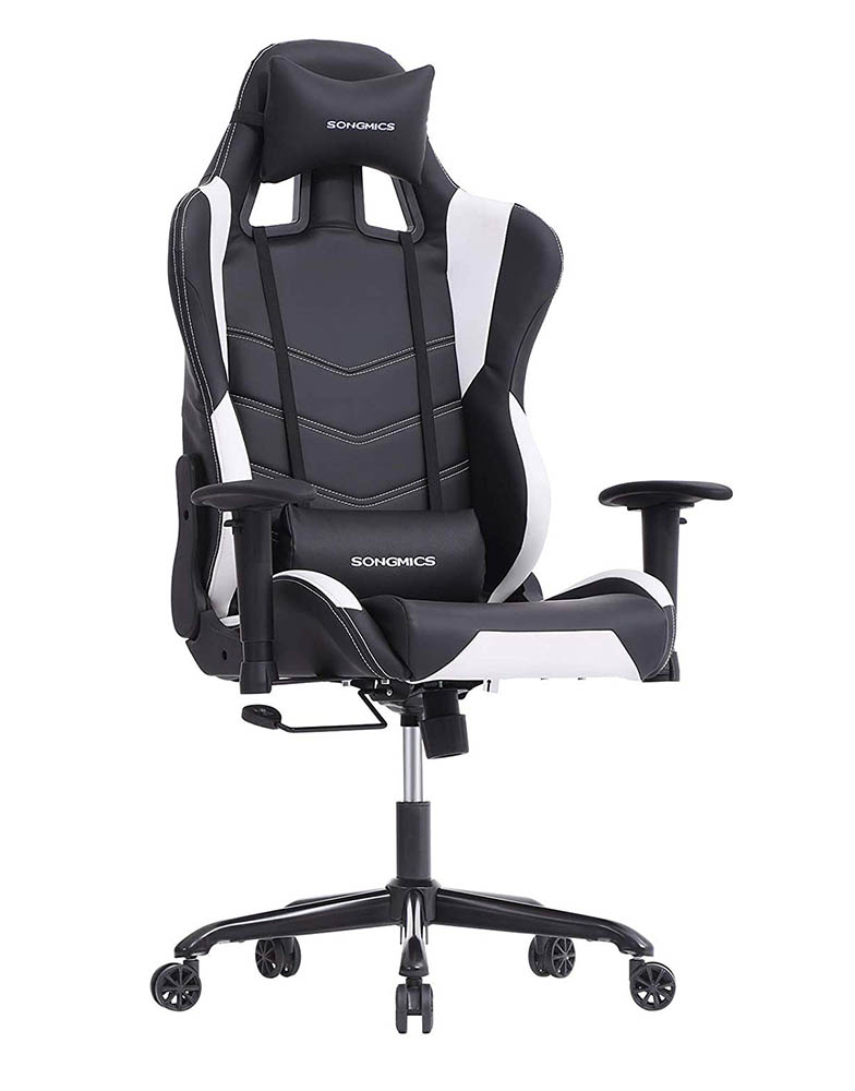 Songmics RCG12W silla gaming