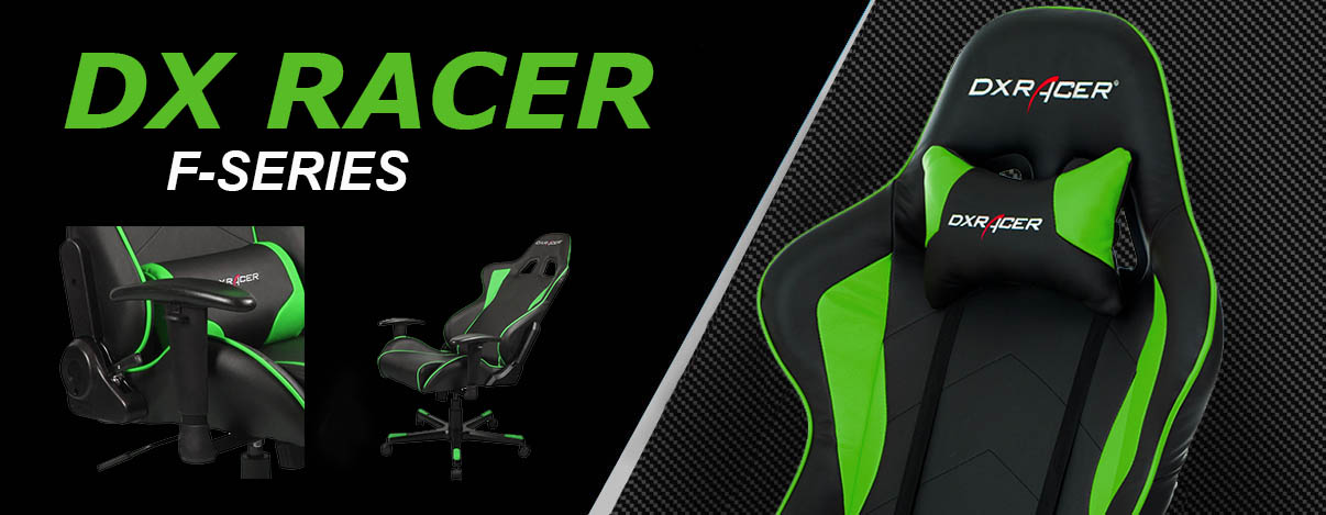 dx racer f-series silla gaming