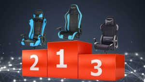 Las sillas gaming más vendidas de 2018