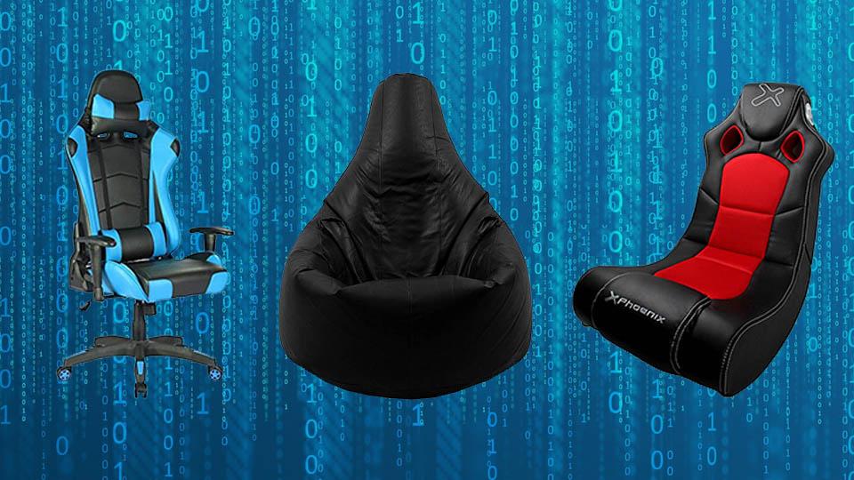 Tipos de sillas gaming