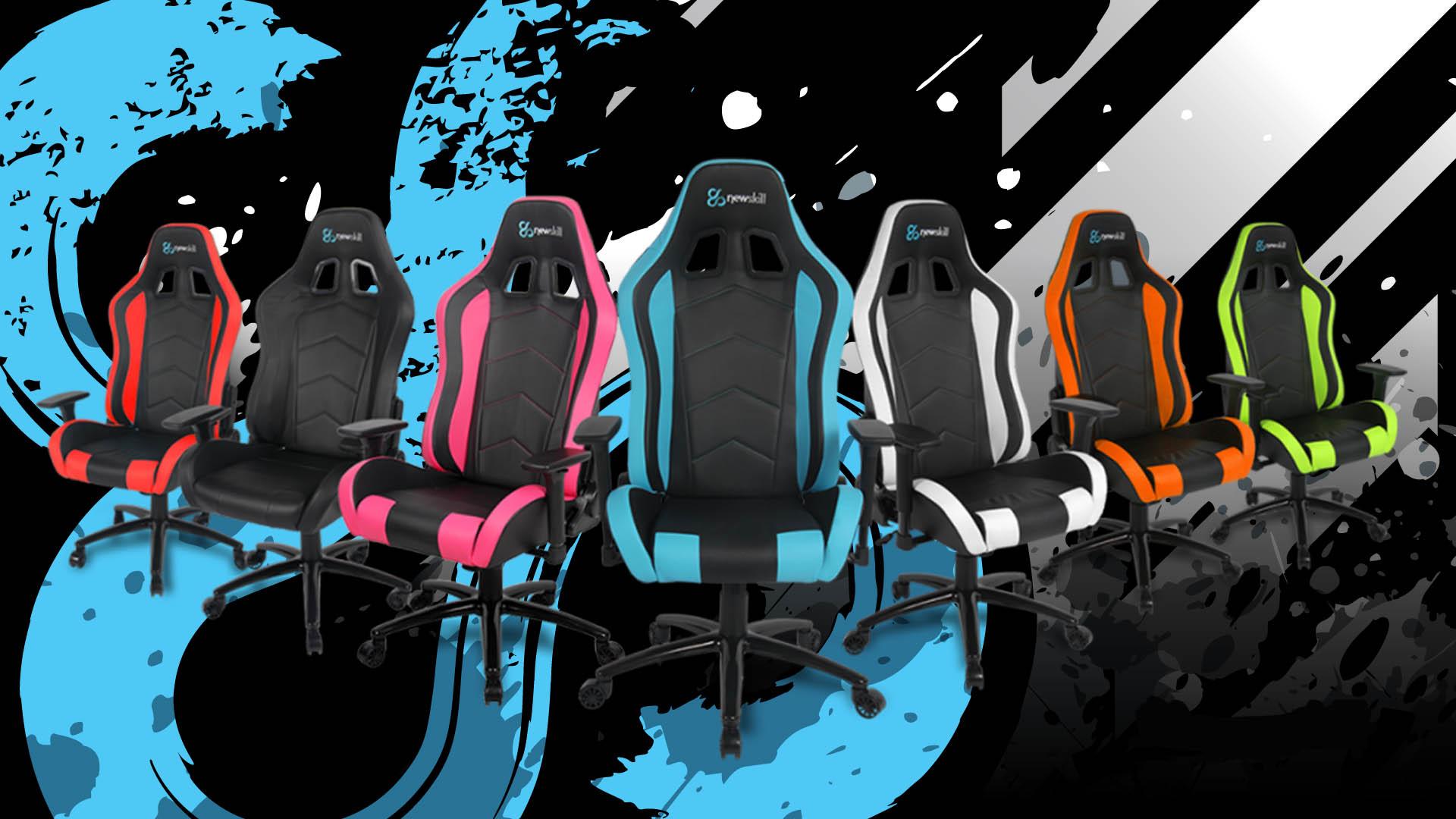 Las mejores sillas gaming Newskill