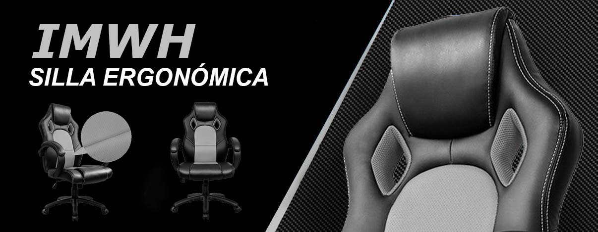 IntimaTe WM Heart WB-8051 silla gaming intimate