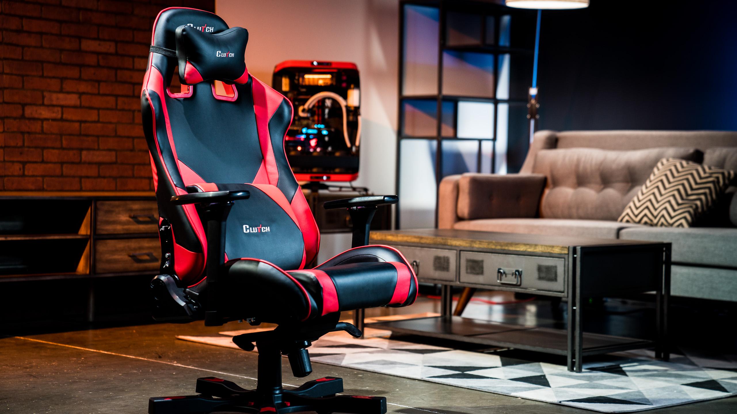 silla gaming de escritorio