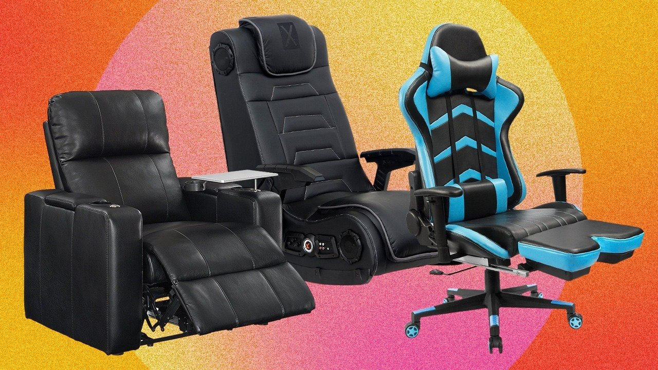 silla gaming comodidad