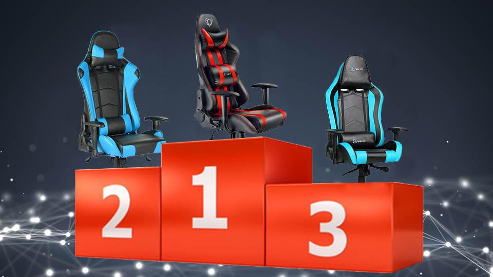 Las sillas gaming más vendidas de 2019
