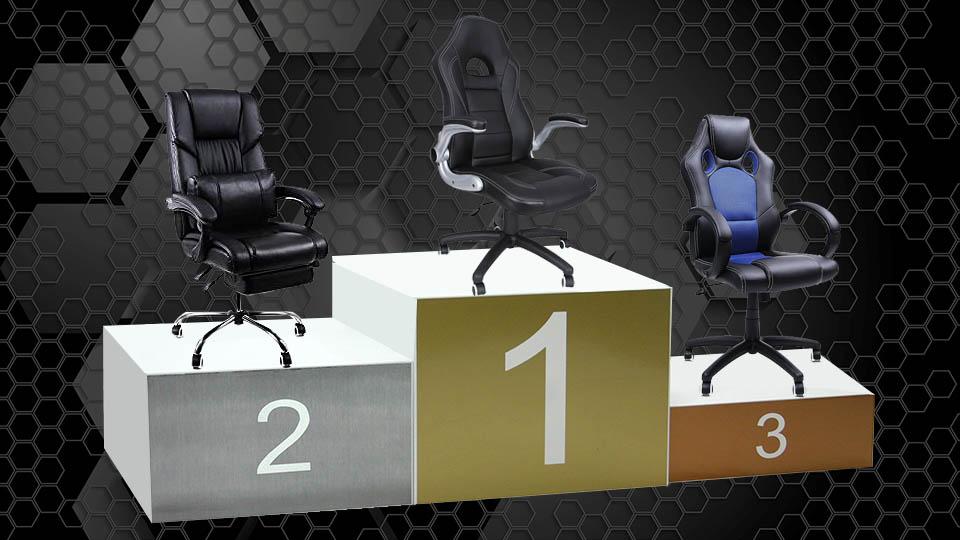 Las sillas para oficina más vendidas de 2019