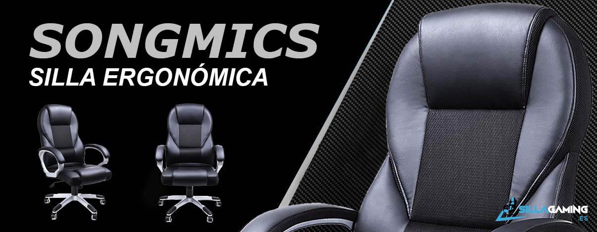 Songmics OBG22B silla de escritorio