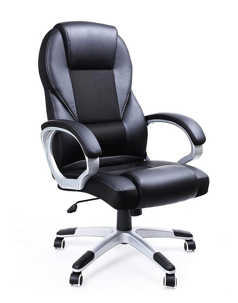 Songmics OBG22B silla de oficina escritorio