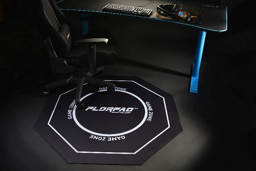 alfombra silla gaming
