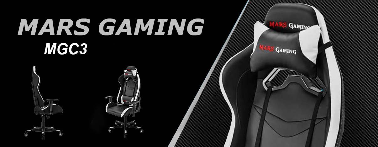 Mars Gaming MGC3 silla gaming