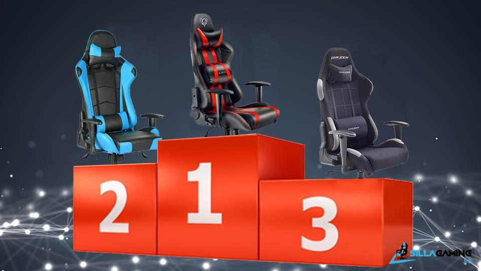 Sillas gaming más vendidas de 2020