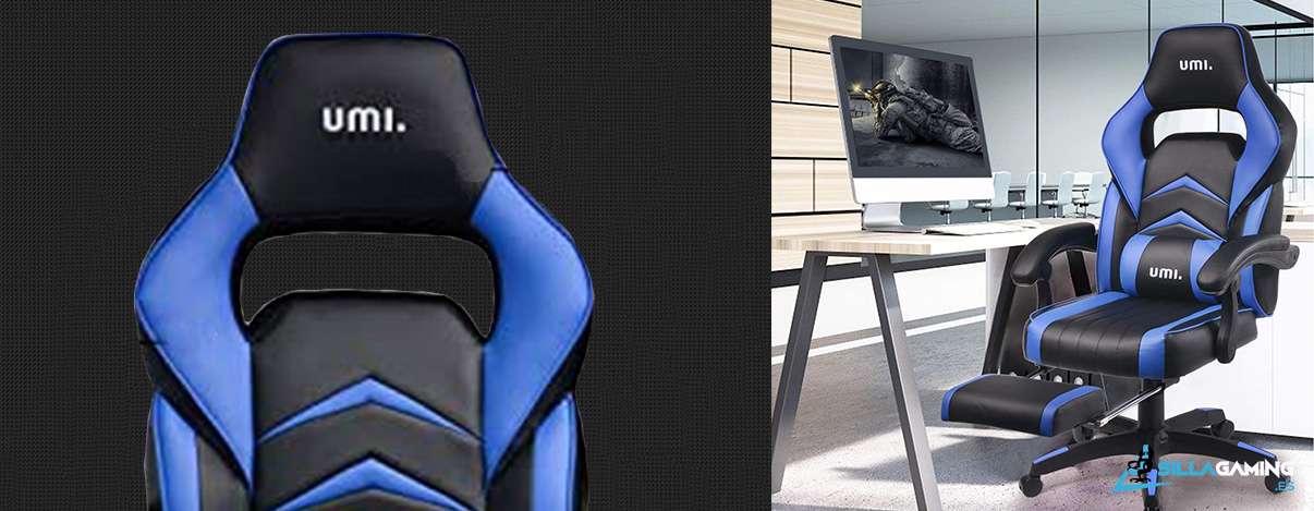 umi essentials silla gaming escritorio