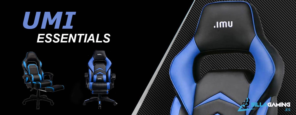 umi essentials silla gaming