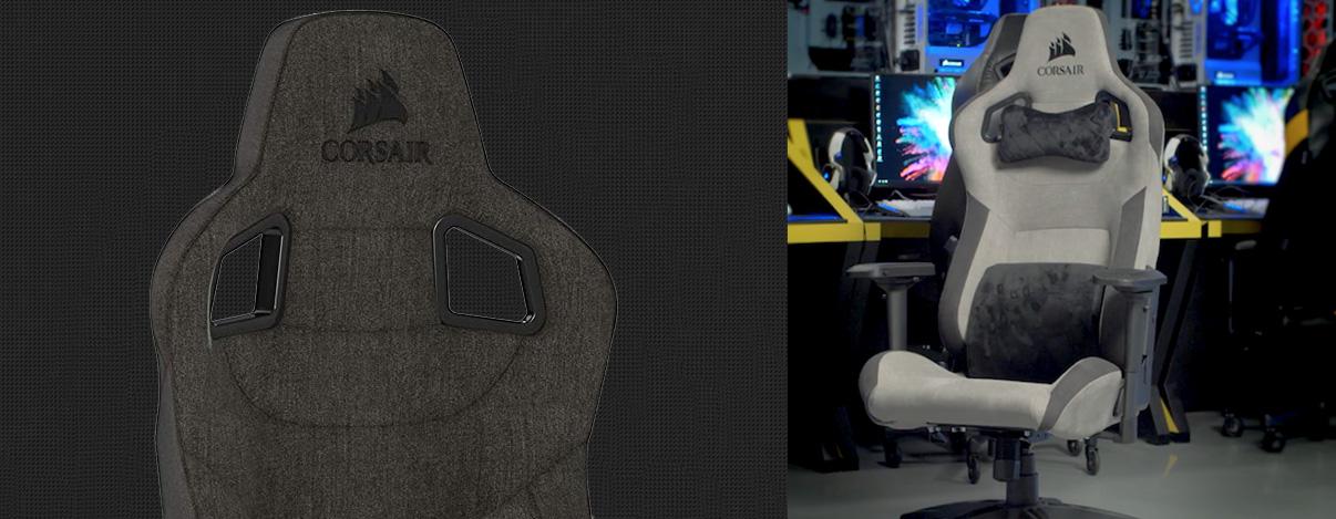 corsair t3 rush silla gaming oficina