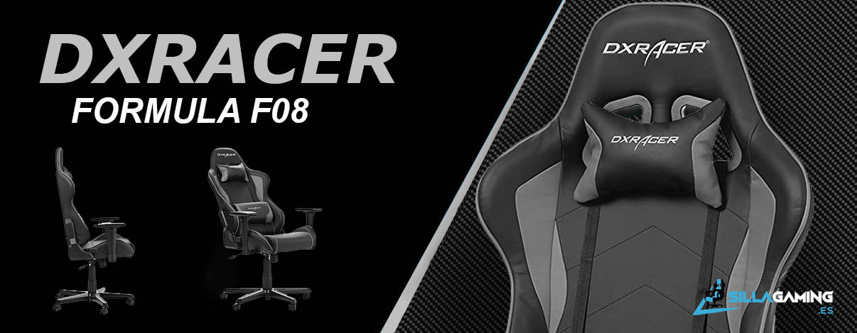 dxracer formula f08 silla gaming